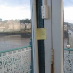 Post-It note, Clevedon, 2002.