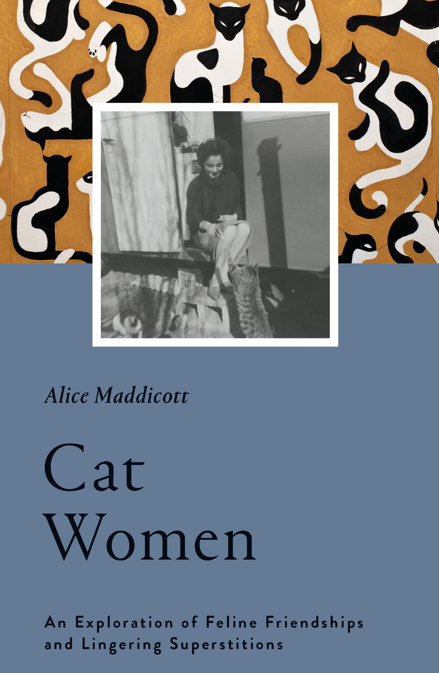 Cat Women (cover) Alice Maddicott